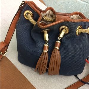 Michael kors denim bag